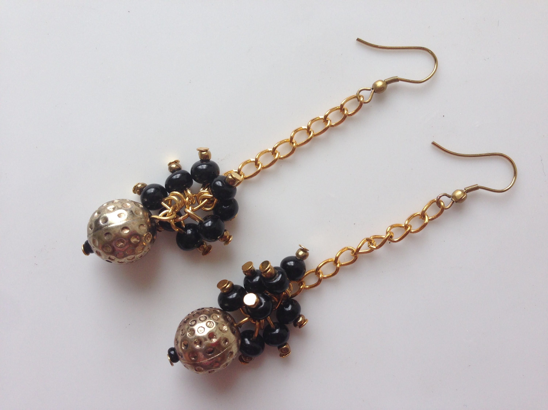DIY earring |  earring tutorial |
