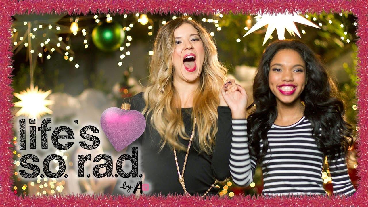 DIY Holiday Party with MeghanRosette & Teala Dunn | LIFE'S S.O. R.A.D. SEASON 2 | Ep. 6