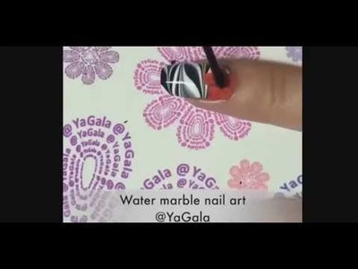 DIY Nail art tutorial