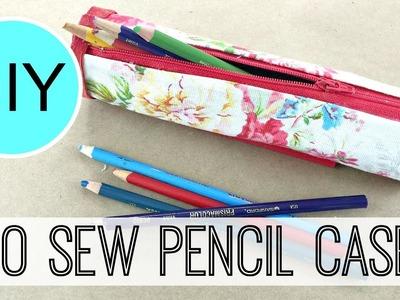 DIY Pencil Case   No Sew Project   by Michele Baratta