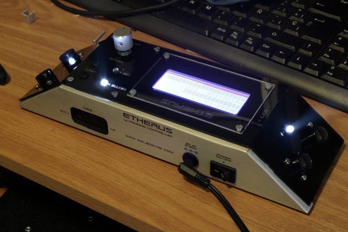 PAiA - MIDI to CV Converter