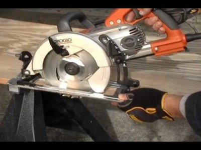 Extreme How To - Circular Saw Basics
