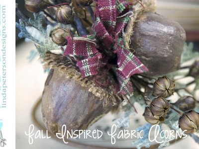 Fabric Scraps and Bed Springs - Trash to Treasure Candle Holder