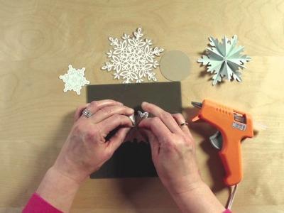 Festive Flurry Ornament Kit