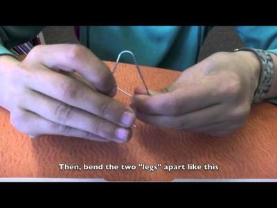 How to make a paper clip bomb