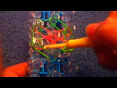 How to Make a Rainbow Loom Flower Ring