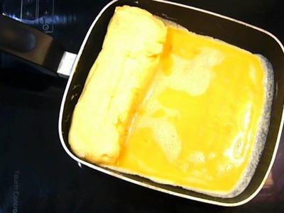 How to prepare Tamagoyaki