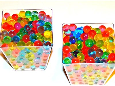 Orbeez Cups Surprise Toys in Key Rings - Hello Kitty Angry Birds Mickey Mouse - Ingrid Surprise