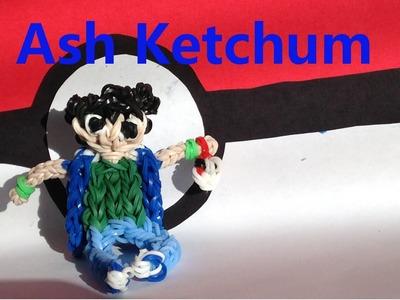 Pokemon Ash Ketchum - Rainbow Loom Charms