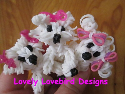 Rainbow Loom Dog and Puppy Charm Review.