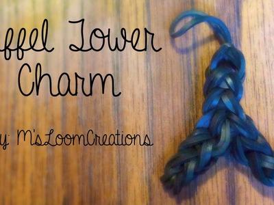 Rainbow Loom Eiffel Tower Charm Tutorial | How To