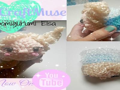 Rainbow Loom Loomigurumi Elsa (Inspired by Tsum Tsum)