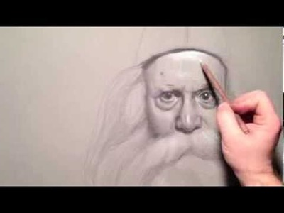 Sketching and Drawing with Toned Paper - Part 2 - Stephen Cefalo