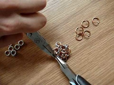 Voodoo Chainmaille Tutorial Part 2