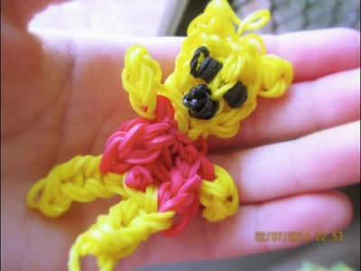 Winnie The Pooh | Rainbow Loom