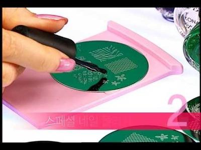 Www.konadnail.com Korea Brand [Konad Nail Art CJ HomeShopping Ver.]