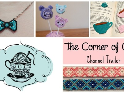 All About The Corner of Craft
