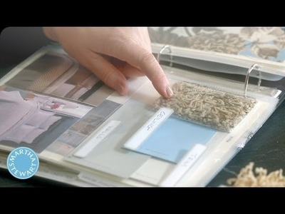 ASK MARTHA Creating a Decorator's Notebook - Home How-To Series - Martha Stewart