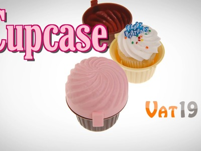 Cupcase Individual Cupcake Holder