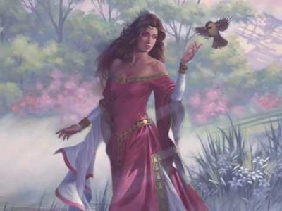 Daughter of the Elements ~ Music by Lisa Thiel