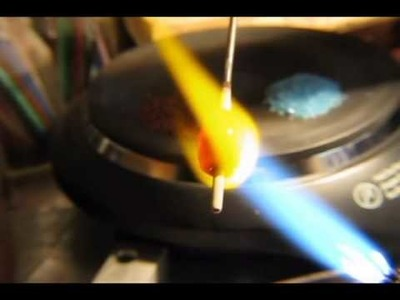 Devardi Glass Golden Luster Frit, Lampwork Bead Making Tutorial