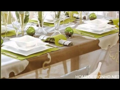 DIY 50 amazing ideas of spring table decoration