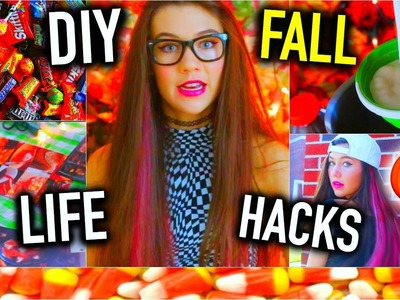 DIY Fall Life Hacks | Jessiepaege