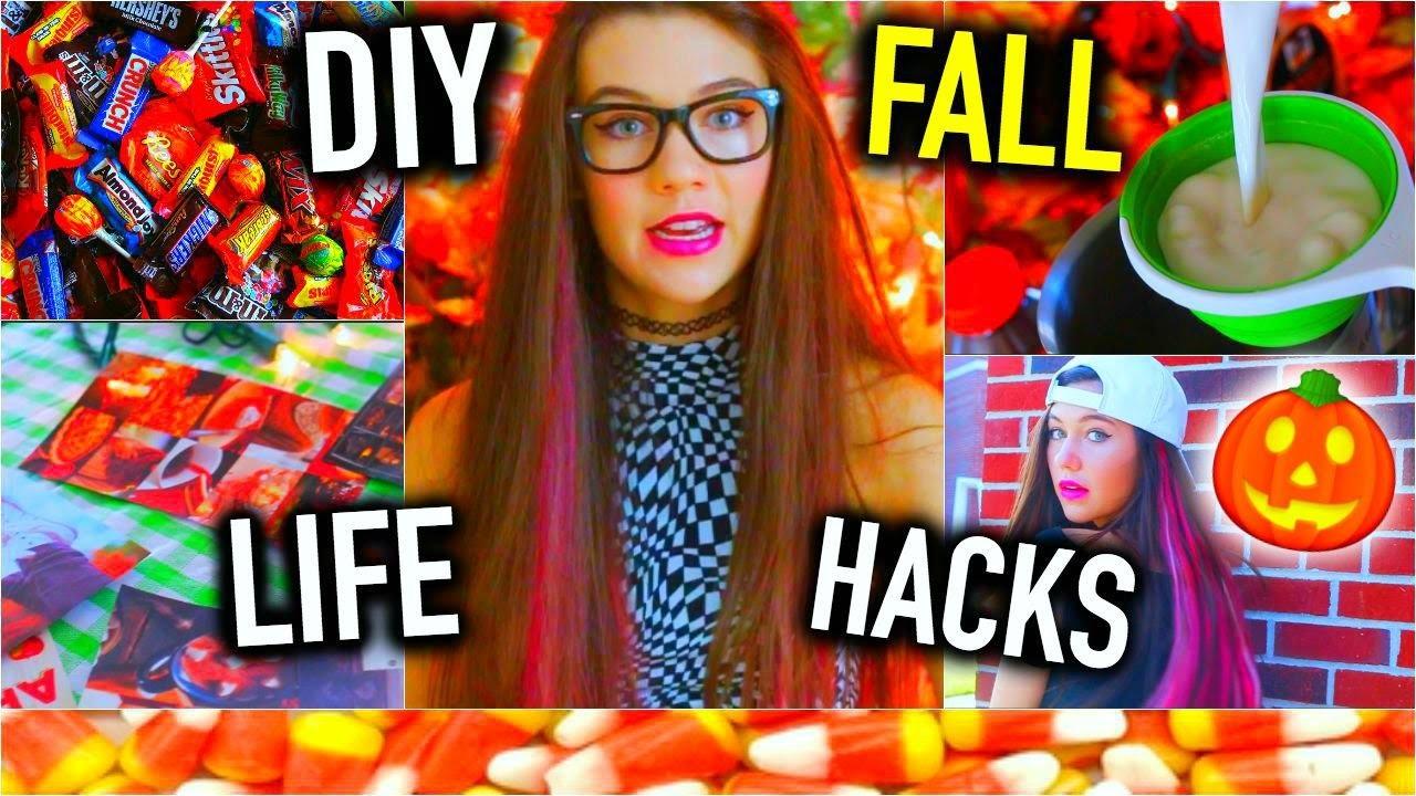 DIY Fall Life Hacks   Jessiepaege