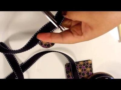 DIY: Winners Ribbon ♡ Theeasydiy #Crafty