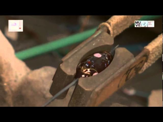 How Murano glass is created - lampwork beads