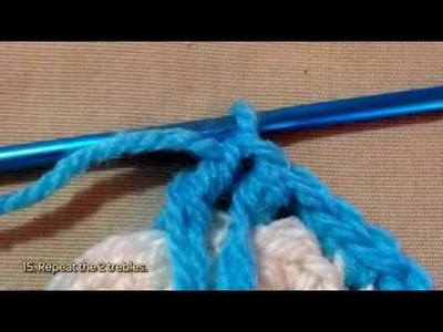 How To Crochet A Peace Sign Granny Square - DIY Crafts Tutorial - Guidecentral