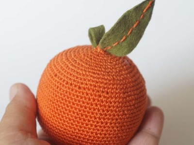 How To Crochet A Toy Mandarine - DIY Crafts Tutorial - Guidecentral