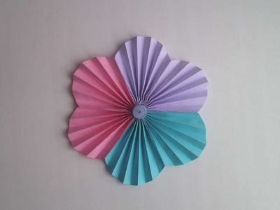How To Make A Beautiful Paper Flower - DIY Crafts Tutorial - Guidecentral