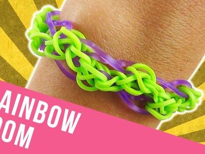 How To Make a Vine Bracelet on Rainbow Loom