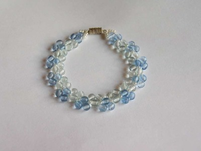 How To Make Delicate Bead Bracelet - DIY Style Tutorial - Guidecentral