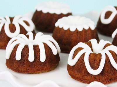 How to Make Pumpkin Bundt Cakes!
