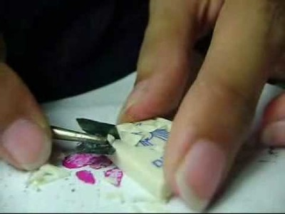 How to make Rubber Stamps