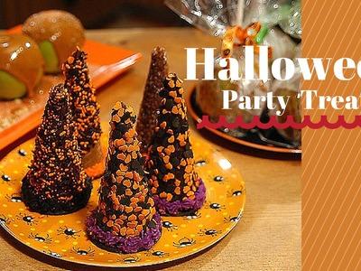 How to Make Yummy Halloween Party Treats