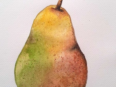How To Paint A Realistic Pear - DIY Crafts Tutorial - Guidecentral