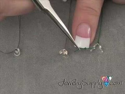 How to use Bead Tips - Jewelry Making