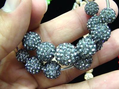 Mr Chris Da Jeweler Custom Shockra Bead Necklace ,Bracelet & Earings