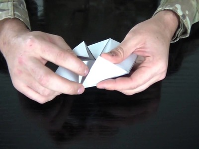 Paper Water Bomb!