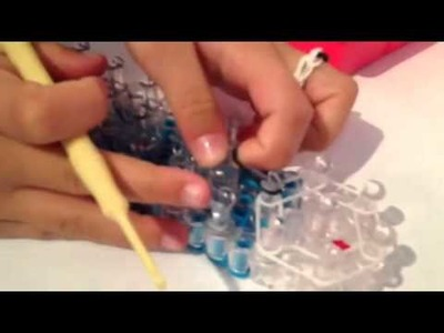 Rainbow Loom- easy ring How to