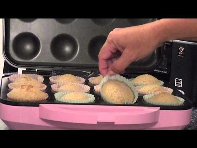 Review of Cupcake Maker done in minutes