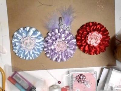 Shabby Chic Ruffle Flower - jennings644