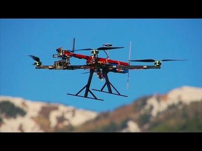 Sport Quad V3.1 Aerial Video Quadrotor Platform - RCTESTFLIGHT -