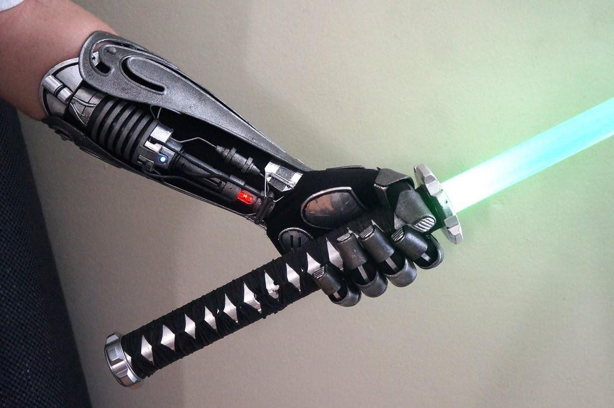 Star Wars Robotic.Mechno-Arm