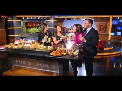 """Veniero's Famous Rainbow Cookies on Fox 5's """"Good Day NY"""""""
