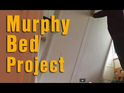 A Project from the Past: A Murphy Bed