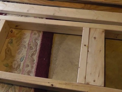 Building 2 X 4 and Plywood Utility Shelves Cheap & Easy